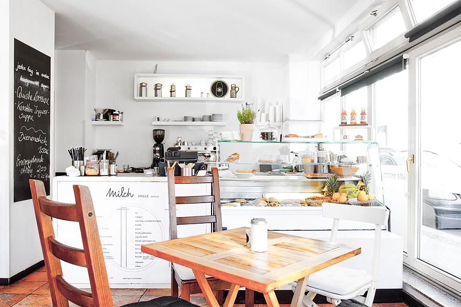 Szene-Café Milchhalle