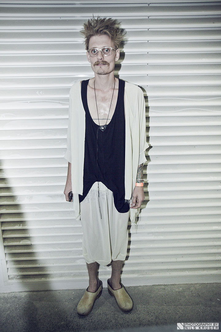 Patrick Mohr Fashion Party