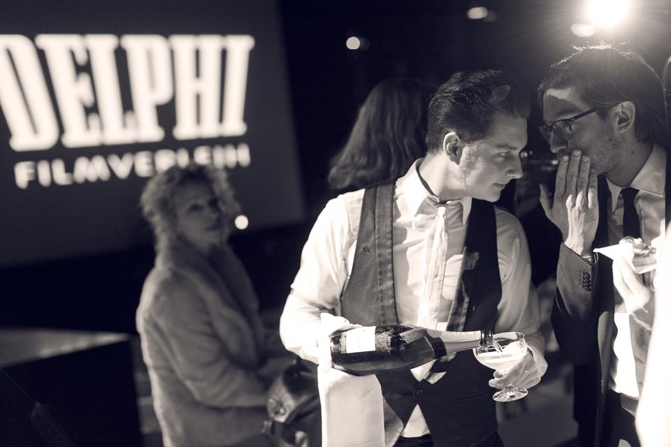 The Artist - Privat Screening im Cookies Berlin |Eventfotos |© Nils Krüger