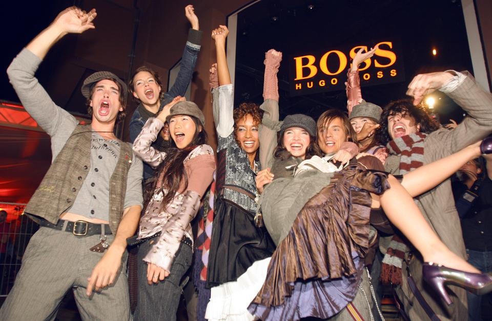 Hugo Boss – Store Re-Opening – Münzstraße Berlin (15.09.2006)