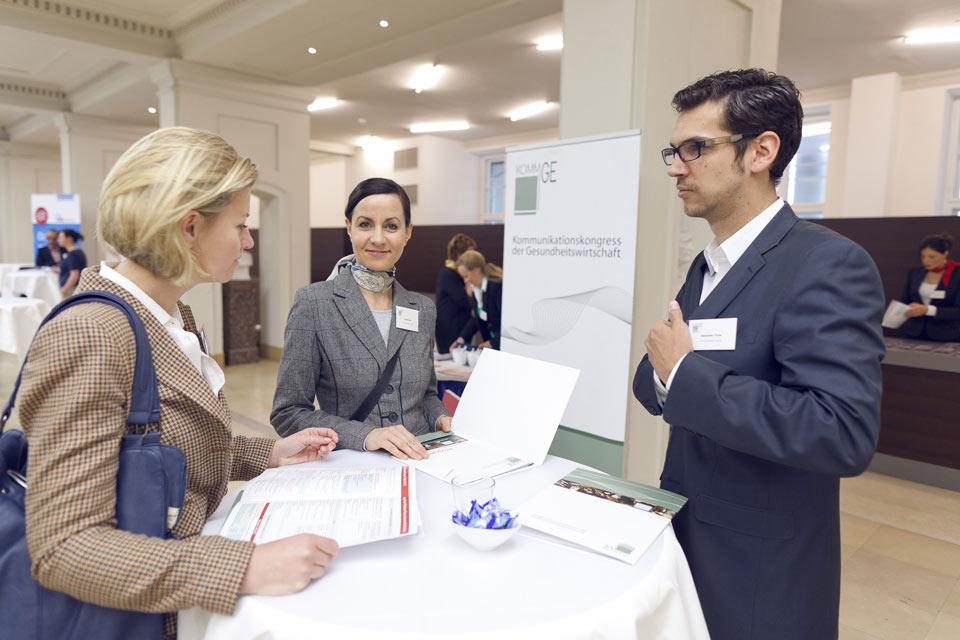 KommGe Kommunikationskongress der Gesundheitswirtschaft