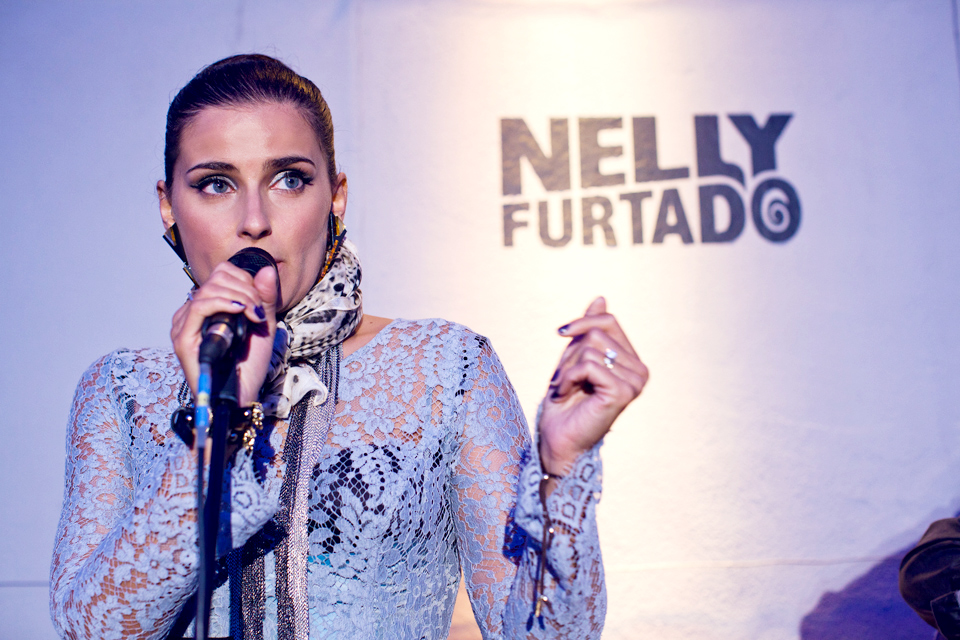 Nelly Furtado - Weekend Berlin - Universal Music - Nils Krueger