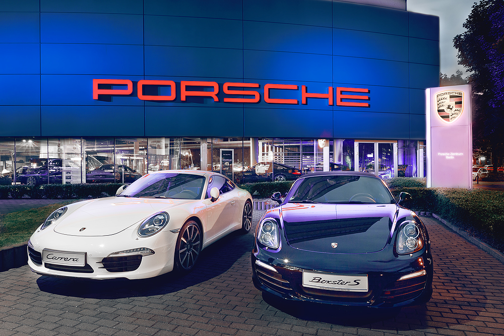 Porsche Zentrum Berlin - Nils Krüger