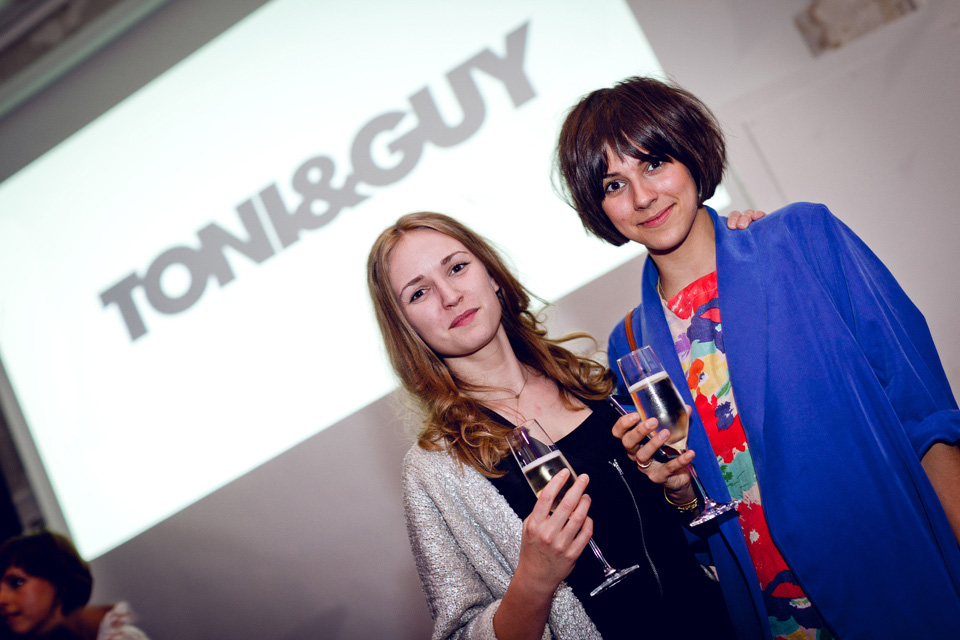 TONI&GUY Event in Berlin